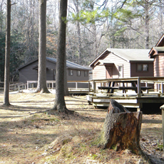 Camp Cavell cabins - Lexington